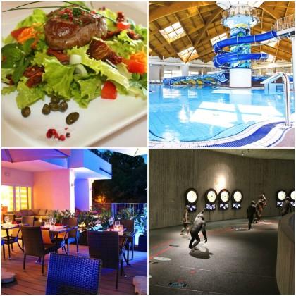 Kupanje + ručak/večera + Muzej